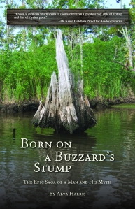 Born on a Buzzard's Stump - Front Cover
