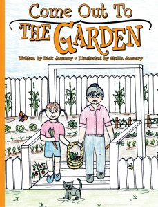 Come Out To The Garden Cover