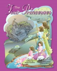 The Four Princesses Cover