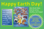 Happy Earth Day from Eartha!